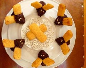 dolcetti al cioccolato senza cottura