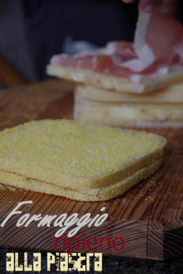 formaggio alla piastra