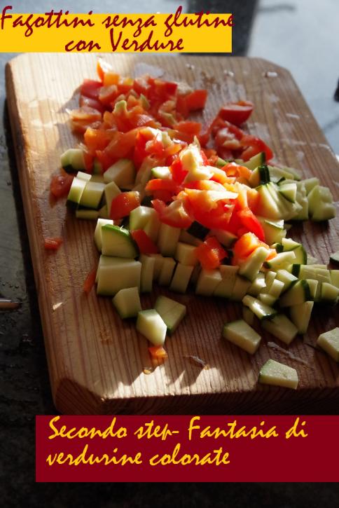 tortini  con verdure senza glutine