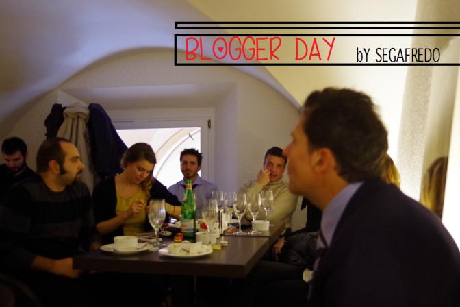 Segafredo presentazione bloggers