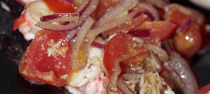 insalata fresca di astice