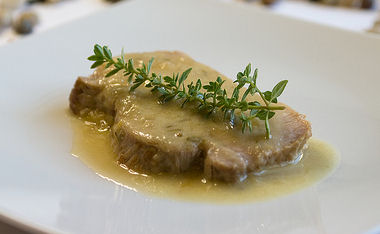 LOIN OF PORK WITH MILK - italian recipe