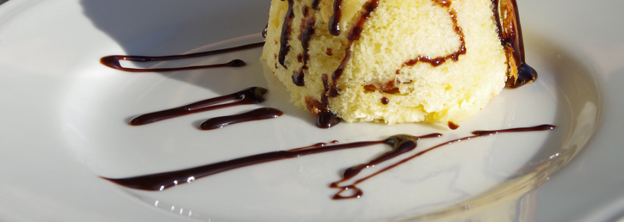 PANETTONE MINI CAKES WITH ZABAGLIONE - how to recycle panettone