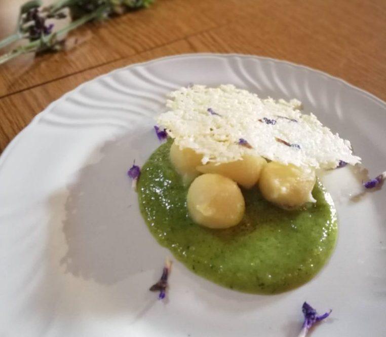 gnocchi zucchine e formaggio
